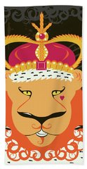 Lion King Hand Towel