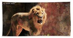 Lion Revelation 5 Hand Towel