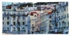 Lisbon Street Hand Towel