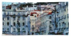 Lisbon Street Bath Towel
