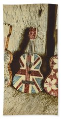 Little Britain, Big Sounds Hand Towel