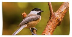 Little Chickadee Bath Towel