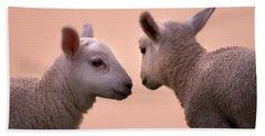 Little Gossips Hand Towel