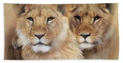 Little Lions Bath Towel