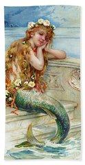 Little Mermaid Bath Towel