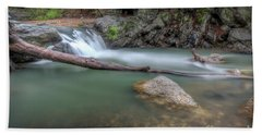 Little Missouri Falls 2 Hand Towel