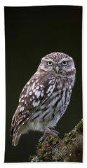 Little Owl Bath Towel