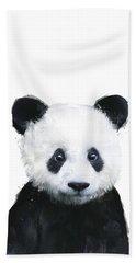Panda Bear Hand Towels