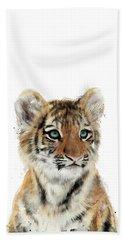 Little Tiger Bath Towel