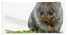 Little Wombat Bath Towel