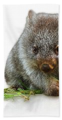 Little Wombat Hand Towel