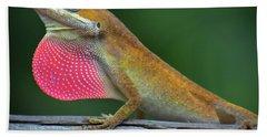 Lizardry Bath Towel