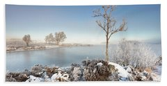 Loch Ba Winter Hand Towel