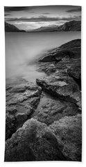 Loch Maree Hand Towel