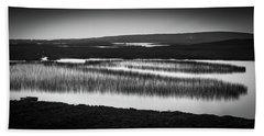 Loch Na Maracha, Isle Of Harris Bath Towel