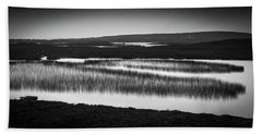 Loch Na Maracha, Isle Of Harris Bath Towel