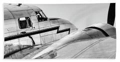 Lockheed Electra 12 Hand Towel