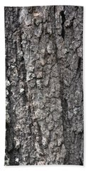 Locust Tree Bark Bath Towel