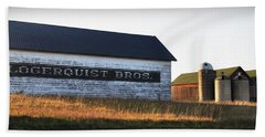 Logerquist Bros. Hand Towel