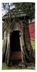 Loggers Outhouse Hand Towel