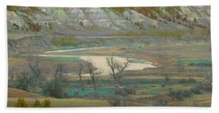 Logging Camp River Reverie Bath Towel