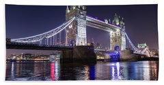 London # 21 Hand Towel