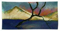 Lone Tree Bath Towel