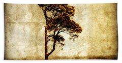 Lone Tree Hand Towel