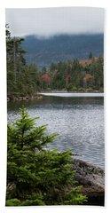 Lonesome Lake Bath Towel