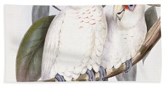 Long-billed Cockatoo Hand Towel