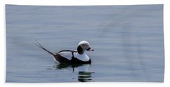 Long-tailed Duck 3 Hand Towel