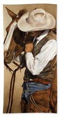 Cowboy Hand Towels