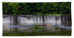Long Waterfall Bath Towel