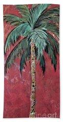 Longboat Key Palm Hand Towel