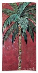 Longboat Key Palm Hand Towel