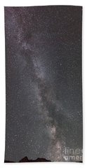 Hand Towel featuring the photograph Look To The Heavens by Sandra Bronstein
