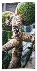 Loquat Man Photo Bath Towel by Gina O'Brien