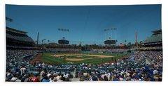 Los Angeles Dodgers Dodgers Stadium Baseball 2110 Hand Towel