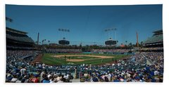 Los Angeles Dodgers Dodgers Stadium Baseball 2110 Bath Towel