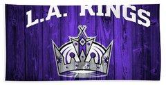 Los Angeles Kings Barn Door Bath Towel