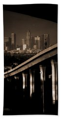 Los Angeles Ramp Bath Towel