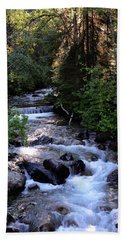 Lost Creek Bath Towel