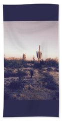 Lost In The Desert Hand Towel