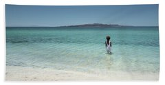 Lost In The Sea Of Cortez Hand Towel