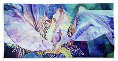 Lost Iris Passion 93 L_2 Hand Towel