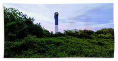 Lost Lighthouse Hand Towel