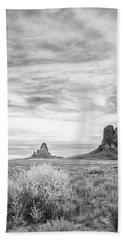 Lost Souls In The Desert Hand Towel by Jon Glaser