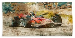 Lotus 49 - 33 Bath Towel