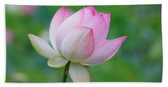 Lotus Bloom Hand Towel