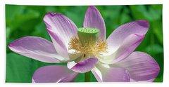 Lotus--fading IIi Dl0081 Hand Towel